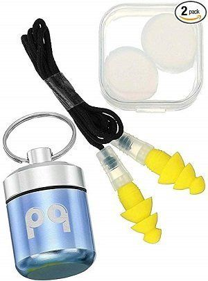PQ Silicon Underwater Swimming Earplugs
