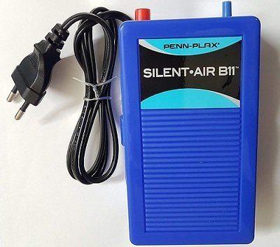 Penn Plax Silent B11 Aquarium Air Pump