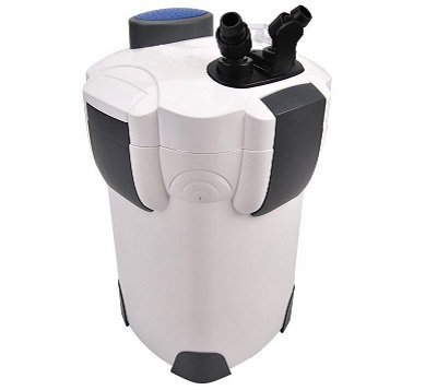 Polar Aurora 3-stage External Canister Filter (370 GPH)
