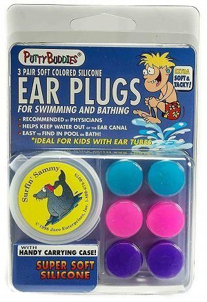 Putty Buddies Original Swimming Earplugs