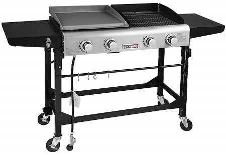 Royal Gourmet Portable Outdoor Griddle Combo