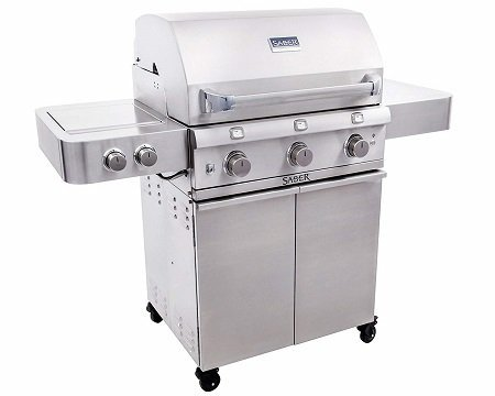 Saber R50SC0017 Stainless Steel Infrared Grill
