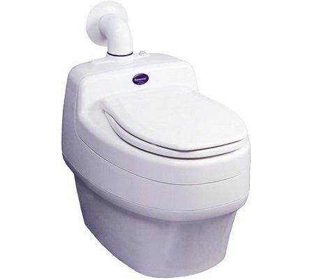 Separett Villa 9210 Composting Toilet