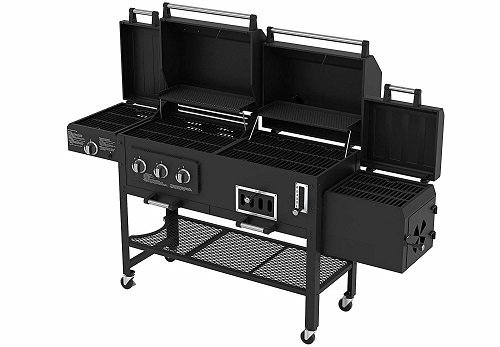 Smoke Hollow 8500LP Hybrid Grill