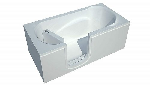 Spa World Venzi Walk-In Bathtub