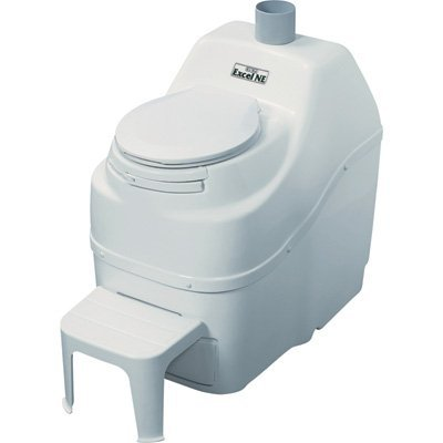 Sun-Mar Excel Non-Electric Composting Toilet