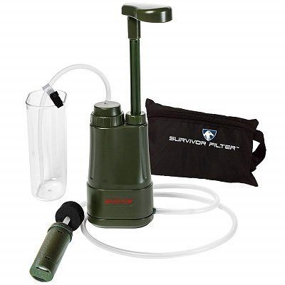 Survivor Filter Pro Portable Water Filter