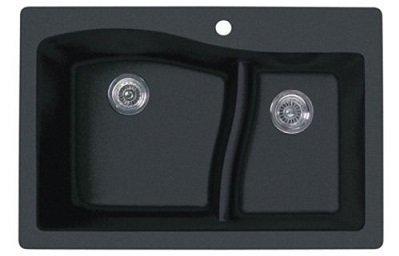 Swanstone QZ03322LS Kitchen Sink