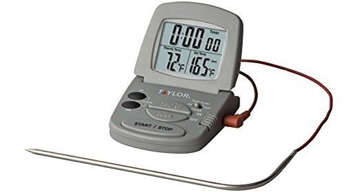 Taylor Digital Portable Smoker Thermometer