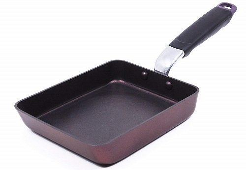 TeChef 7.5-Inch Japanese Omelet Pan