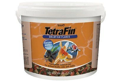 Tetra Tetrafin Balanced Diet Goldfish Flake Food