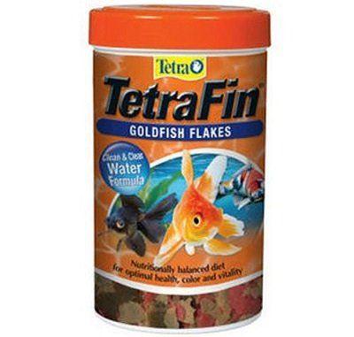 Tetra Tetrafin Goldfish Flake