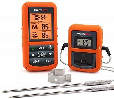 ThermoPro TP20 Wireless Digital  Smoker Thermometer