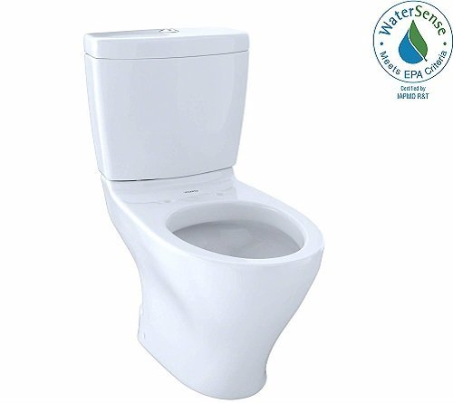 Toto CST412MF Series Aquia Dual Flush Toilet