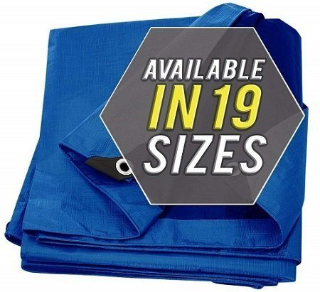 Trademark Supplies Tarp Pool Cover