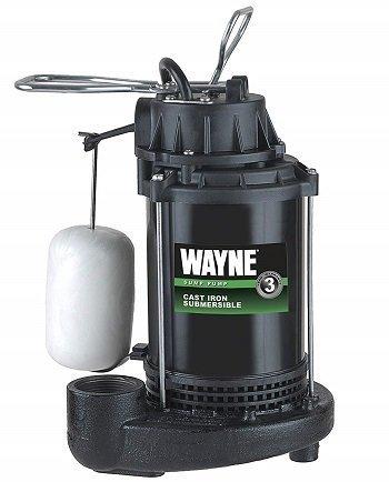Wayne CDU800 Submersible Sump Pump