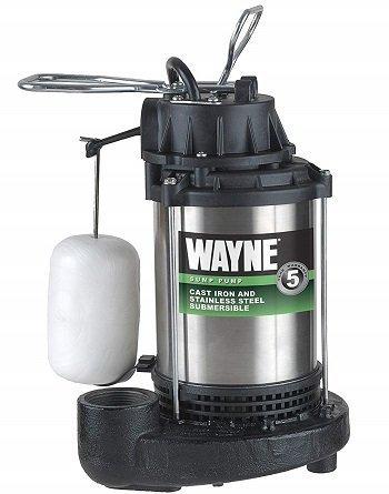 Wayne CDU980E 0.75-HP Submersible Sump Pump