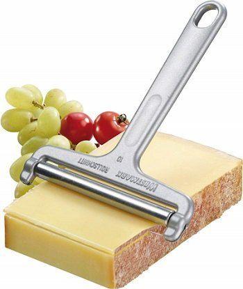 Westmark Heavy-Duty Rolling Cheese Slicer