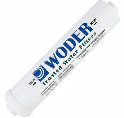 Woder 10K-JG Ultra High Capacity Refrigerator Water Filter