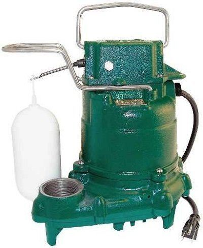 Zoeller M53 Submersible Mighty-Mate Sump Pump