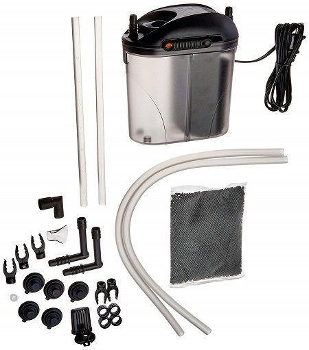 Zoo Med Turtle Clean External Canister Filter