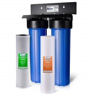 iSpring WGB22B Whole House Water Filter
