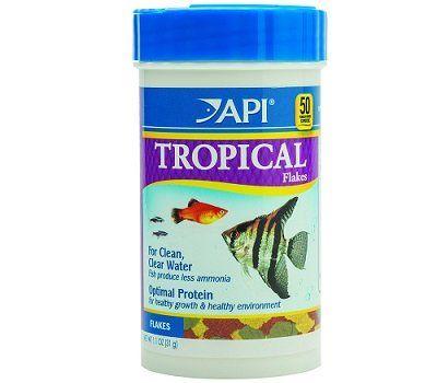 API Tropical Flake Fish Food
