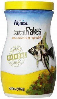 Aqueon Tropical Flake Fish Food