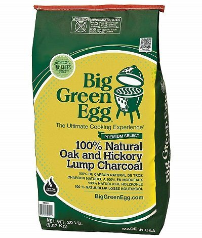 Big Green Egg Natural Lump Charcoal