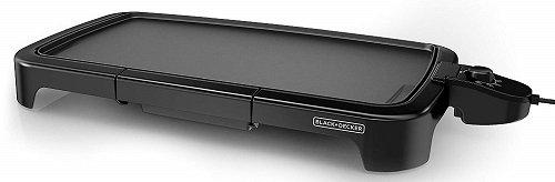 Black & Decker GD2100B Family-Sized Electric Griddle