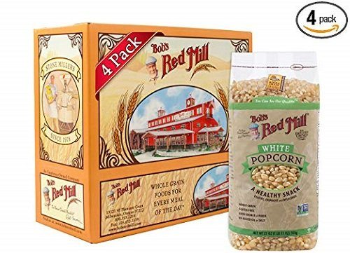 Bob's Red Mill Whole White Popcorn