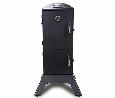 Broil King 923610 4-Cubic Feet Vertical Charcoal Smoker