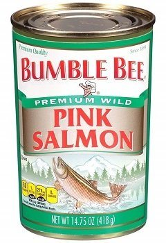 Bumble Bee Wild Pink Canned Salmon