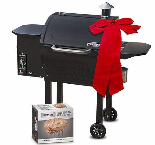 Camp Chef SmokePro DLX PG24 Smoker Grill Combo