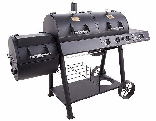 Char-Broil Oklahoma Joe's Smoker Grill Combo