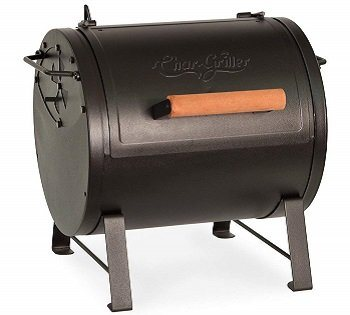 Char-Griller 2-2424 Table Top Portable Charcoal Grill
