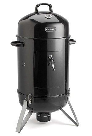 Cuisinart COS-118 18-Inch Vertical Charcoal Smoker