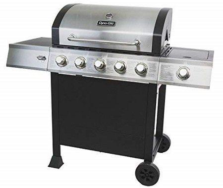 Dyna-Glo DGB515SDP-D 5 Burner Gas Grill