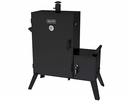 Dyna-Glo Wide-Body Vertical Charcoal Offset Smoker