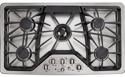 GE Cafe 36-Inch Gas Cooktop
