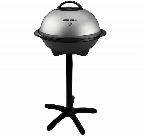 George Foreman GGR50B Indoor/Outdoor Electric Grill