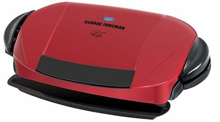 George Foreman GRP0004R Indoor Grill