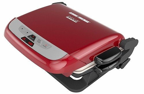 George Foreman GRP4842RB Multi-Plate Grill