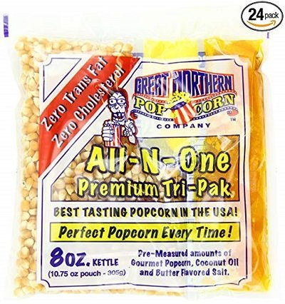 Great Northern 4110 Popcorn Kernels