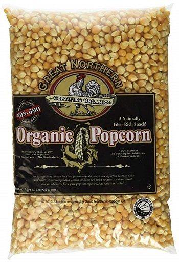Great Northern 4203 Organic Popcorn