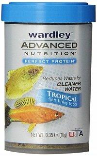 Hartz Wardley Advanced Nutrition Tropical Fish Food