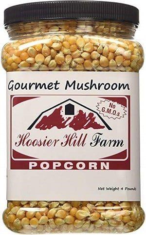 Hoosier Hill Farm Gourmet Mushroom Popcorn