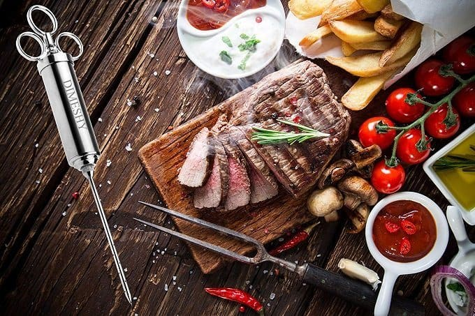 How to Buy the Best Meat Injector