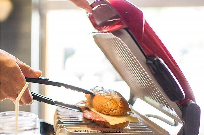 How to Use and Clean the George Foreman Grill