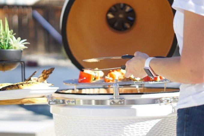 How to Use the Kamado Grill